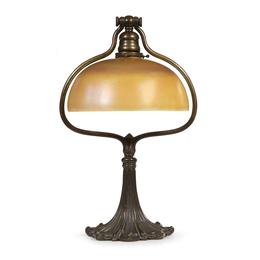 """""""Harp"""" Desk Lamp Model #569, New York"""