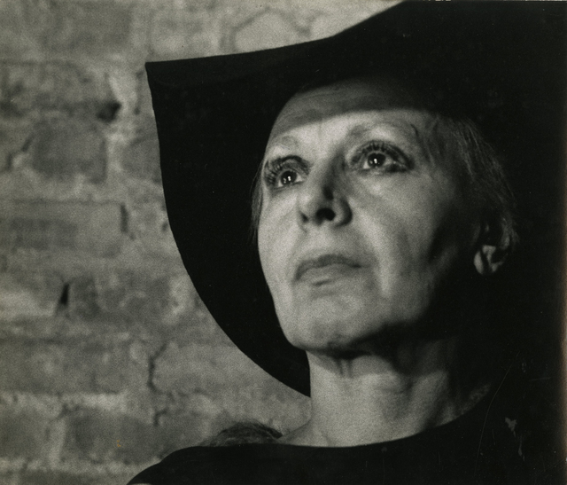 , 'Louise Nevelson,' ca. 1964, Thomas French Fine Art