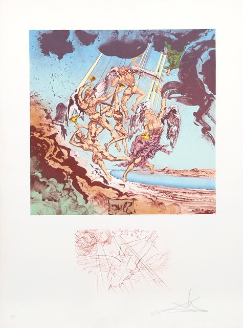 Salvador Dalí, 'Return of Ulysses', 1977, RoGallery