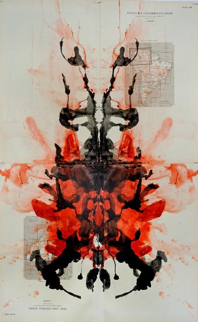 Julie Wolfe, 'Under Their Gaze, We Become Creatures 18', 2019, Hemphill Fine Arts