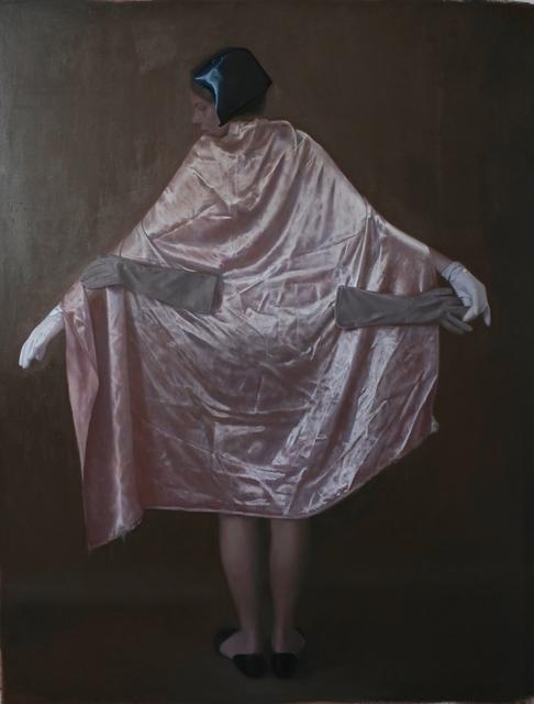 Teodora Axente, 'Pink Cloak', 2018, rosenfeld porcini