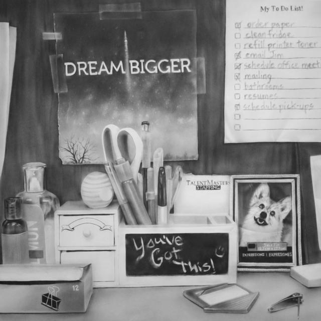 , 'Dream Bigger,' 2016, Koplin Del Rio
