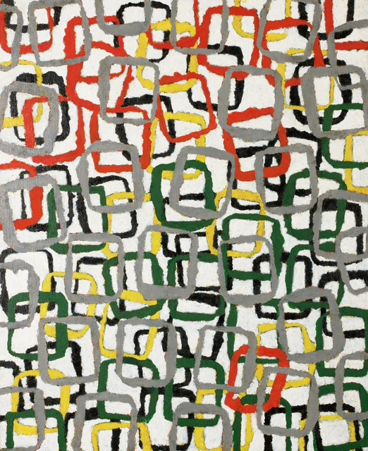 , 'Untitled UM-22,' 1996, Whitestone Gallery