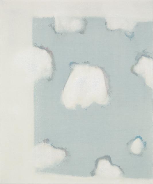 , 'Refresh, Sacrifice, New Hygiene, Home, Washing, Chou Yu-Cheng, Acrylic, Rag, Scouring Pad, Canvas, Image, Album #1,' 2018, TKG+