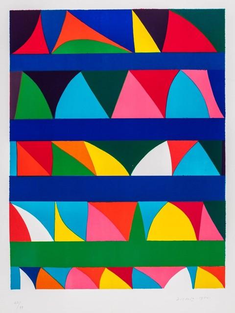 Piero Dorazio, 'Composition', 1974, Finarte