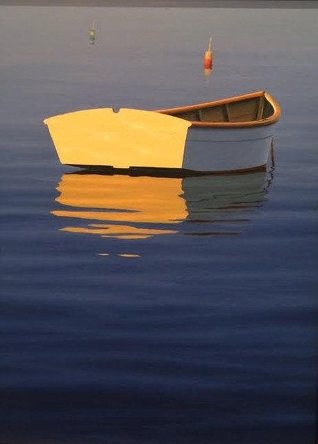 , 'Rowboat,' 2014, Quidley & Company