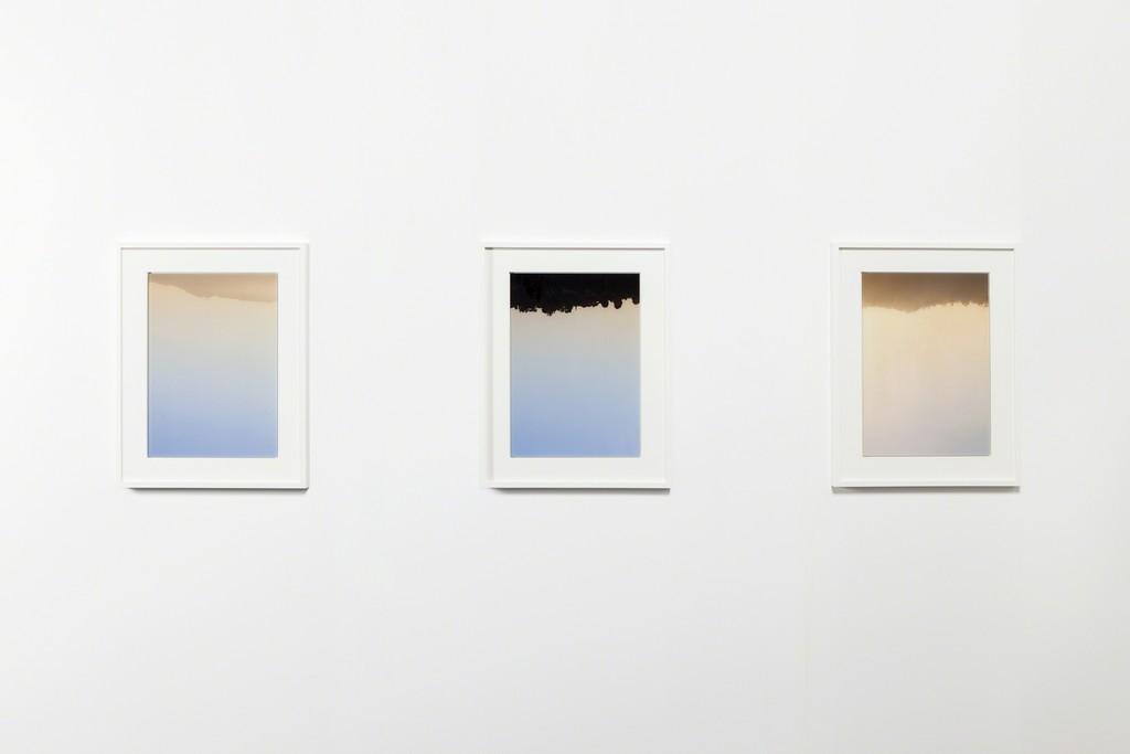 Mandla Reuter Art Basel Hong Kong 2015 - Francesca Minini installation view