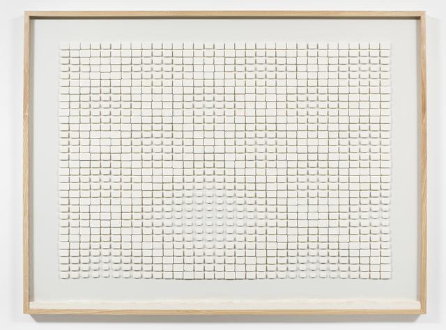 , 'Erased Composition,' 2015, Galeria Luisa Strina