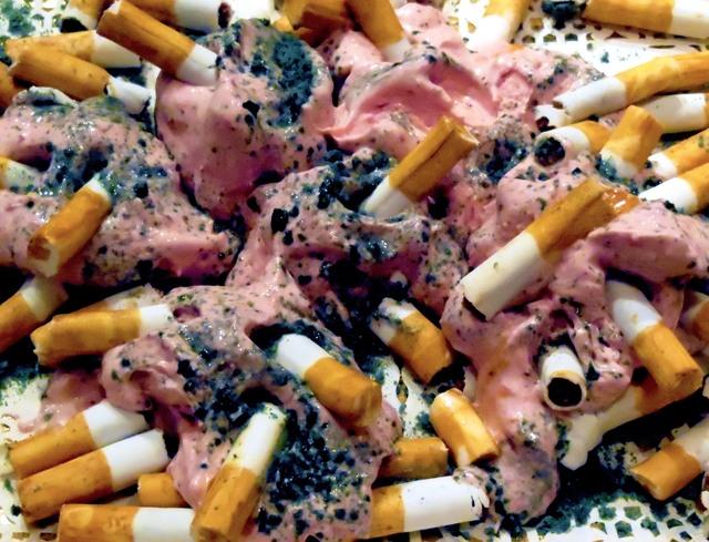 , 'Bubblegum Cigarettes,' 2012, Kreëmart