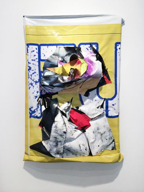 , 'FU,' 2014, Galleri Urbane