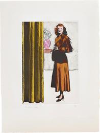 Patricia Knight I (coloured)