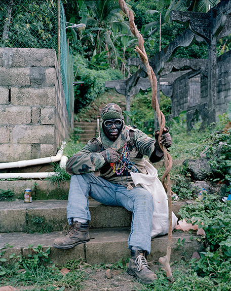 , 'Untitled, Congo and Diablo Festival, Portobelo,Panama,' 2011, Lora Reynolds Gallery
