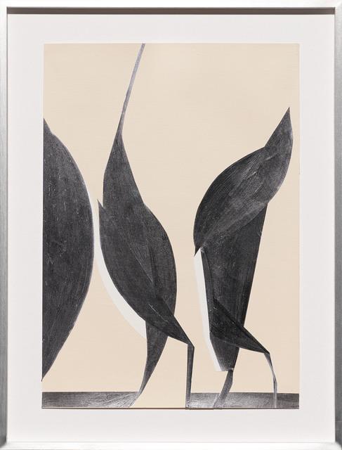 , 'Zaunkönig,' 2018, Galerie Lisa Kandlhofer