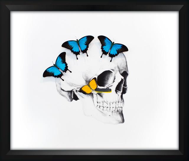 , '4 THE SKULL,' , Eden Fine Art