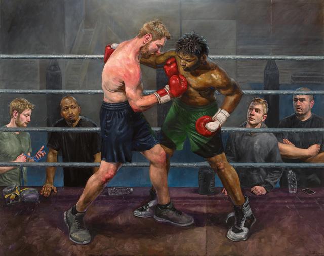 , 'Pyrrhic Series,' 2018, Gallery Victor Armendariz