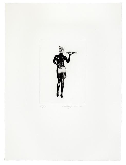 , 'Waitress I,' 1999, Sims Reed Gallery