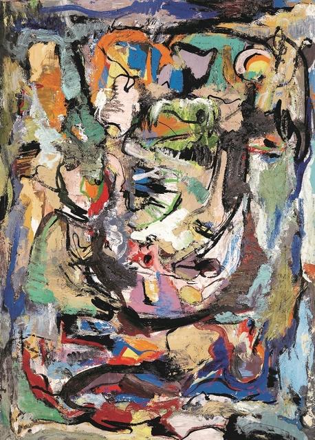 , 'Portrait,' 1988, Vail International Gallery