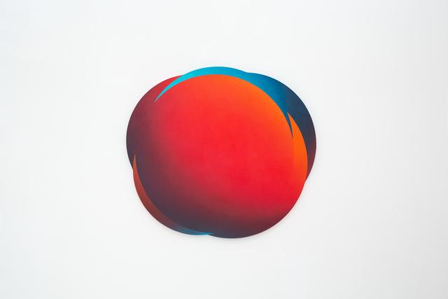 , 'Red Cloud 1249pm,' 2018, Mirus Gallery