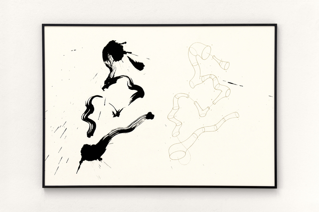, 'Skelette der Stimmen, Part Ⅲ (pt. 2),' 2018, Micheko Galerie