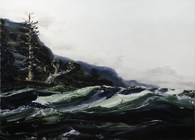 Paul Ryan, 'New South Swell', 2020, Painting, Oil on linen, Nanda\Hobbs