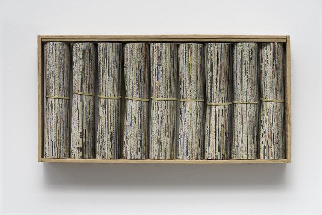 , 'Magazines,' 2014, Galeria Luisa Strina
