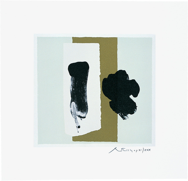 , 'The Berggruen Series: Untitled,' 1980, Bernard Jacobson Gallery