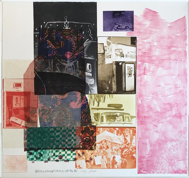 , 'Glint,' 1984, Eckert Fine Art