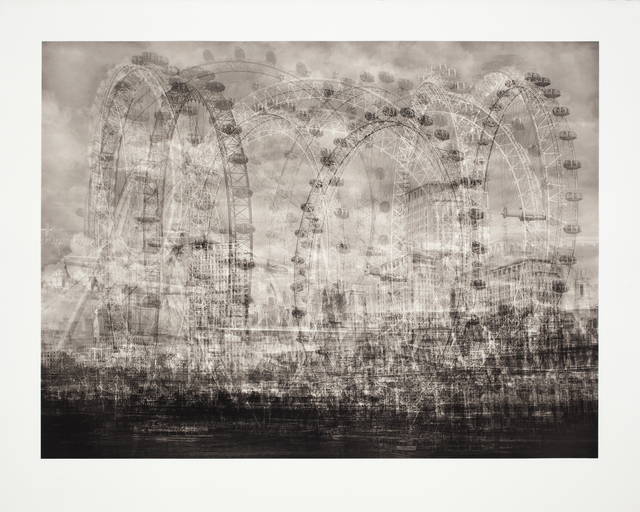 , 'London Eye, London,' 2015, Alan Cristea Gallery