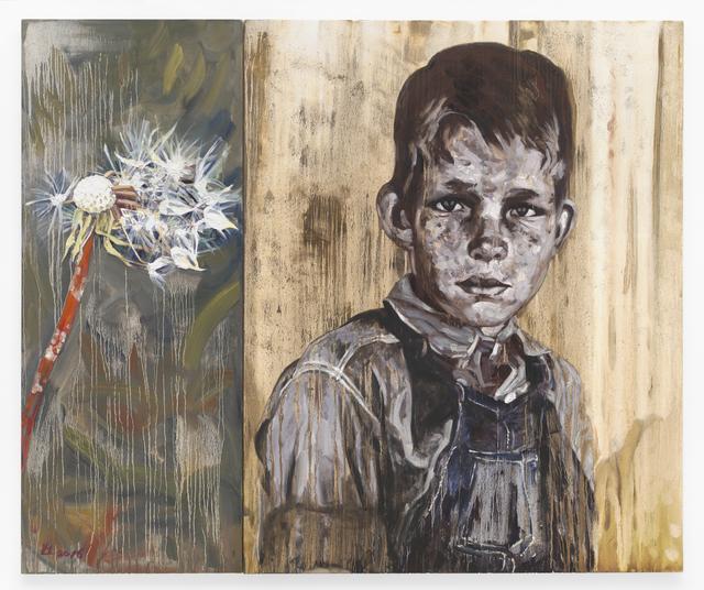 , 'Okie ,' 2015, Nancy Hoffman Gallery