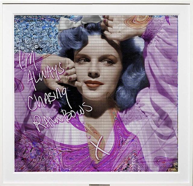 , 'Chasing Rainbows,' 2015, Contini Art UK