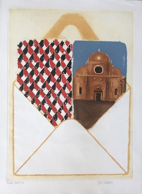 Joe Tilson, 'Stones of Venice - Santa Maria dei Carmini', ca. 1990, Collezionando Gallery