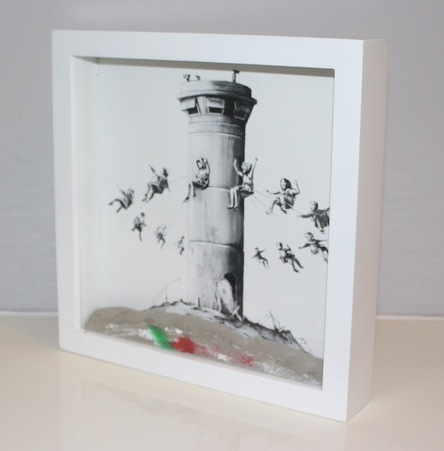 Banksy, 'Walled Off Hotel Box Set', 2017, Lougher Contemporary Auction