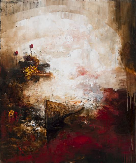 , 'White Border Still Life,' 2018, Galerie de Bellefeuille