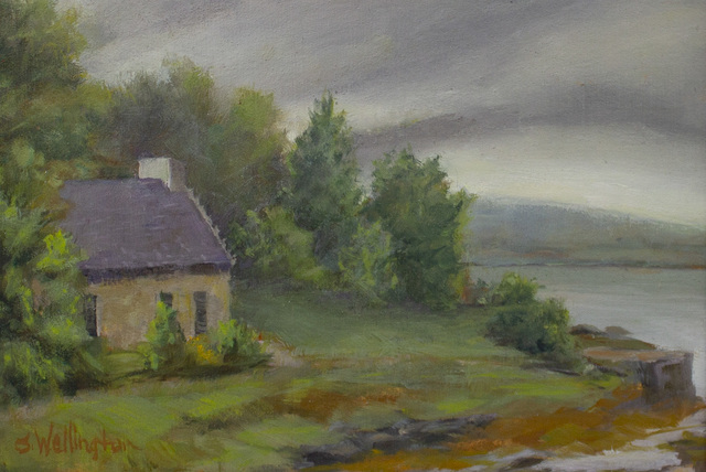 Susan Wellington, 'Highland Cottage', 2019, Caron Gallery