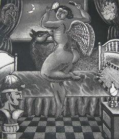 Maximino Javier, 'ANGELA SEDUCTORA', 1996, Galería Quetzalli