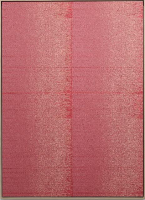 , 'Negative Entropy (New York University Central Data Center, Pink, quad),' 2015, Taro Nasu