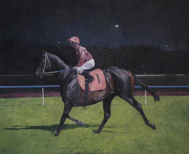 , 'Black Caviar at Night,' 2014, Charles Nodrum Gallery