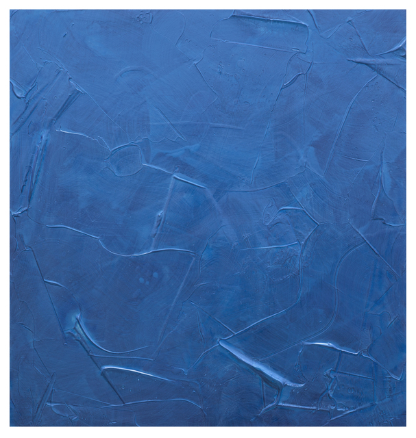 , 'Ocean Blue Painting 153,' 2016, Kohn Gallery