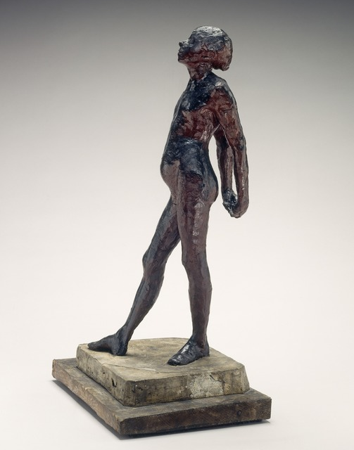 Edgar Degas, 'Study in the Nude of Little Dancer Aged Fourteen (Nude Little Dancer)', ca. 1878-1881, National Gallery of Art, Washington, D.C.