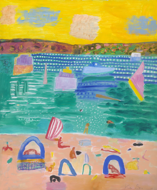 , 'Beach January,' 2013, Johyun Gallery