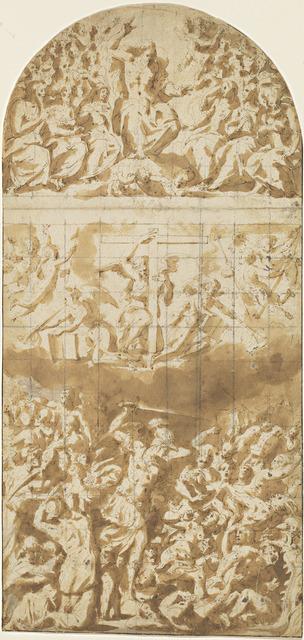 Giorgio Vasari, 'The Last Judgment', 1566/1569, National Gallery of Art, Washington, D.C.