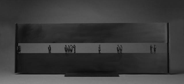 , 'In Transit II, ed. 1/9,' 2018, Adelson Cavalier Galleries