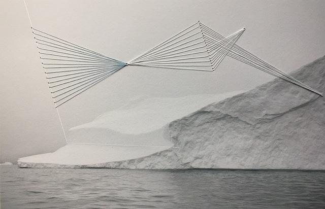 , 'Scoresbysund, Greenland #1,' 2016-2017, KLOMPCHING GALLERY