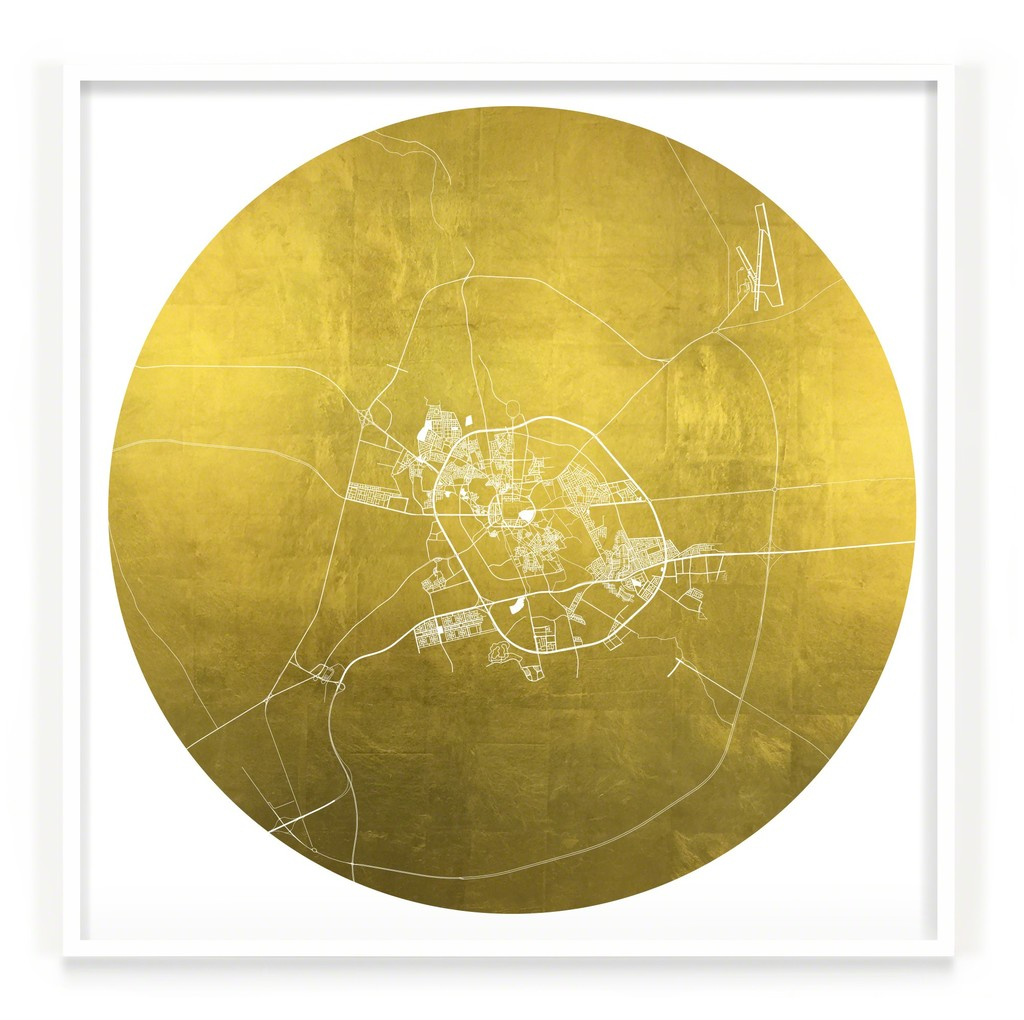 Mappa Mundi (Available for Every city in the world)