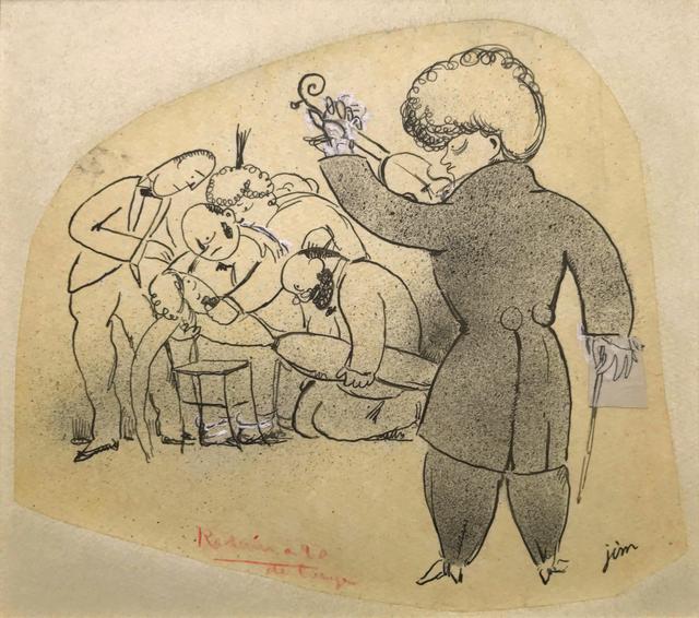 , 'Le Tango ,' ca. 1915, Fairhead Fine Art Limited