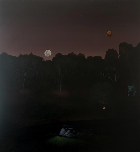 , 'Tableau Y,' 2014, Kick Gallery