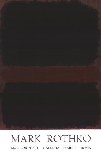 , 'Marlborough Galleria D'arte Roma,' 1970, ArtWise
