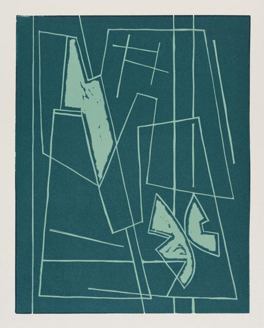 , 'L'Album de La Ferrage, Plate III,' 1970, Frederick Mulder