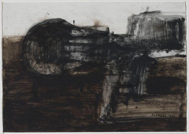 , 'Tod des Kurt K.,' 1992, Galerie Elisabeth & Klaus Thoman
