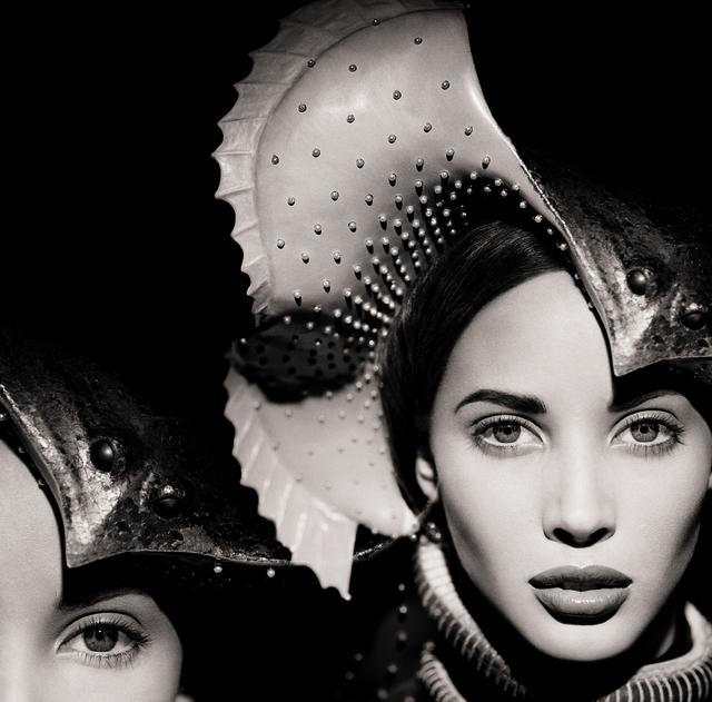 , 'Christy Turlington (Manta Ray),' 1987, CAMERA WORK